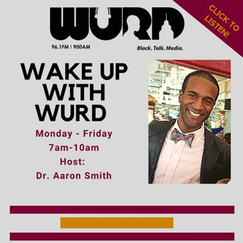 Wake Up With WURD 12.19.18 - LaToya Tufts