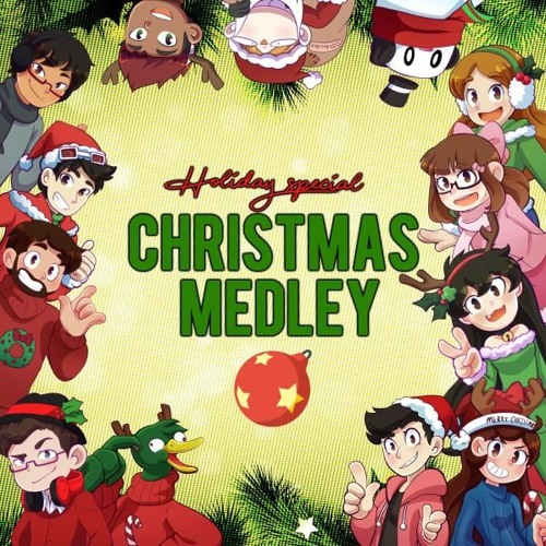 Youtube Christmas.Christmas Medley Holiday Youtube Singers Collab By Cg5 On