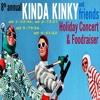 KINDA KINKY and friends (S2) @ Eagles Club #34   12-14-18