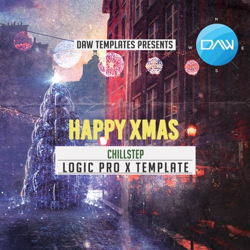 Happy Xmas Logic Pro X Template
