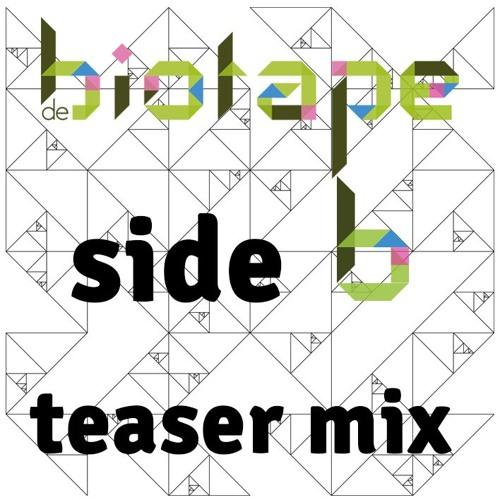 de Biotape - side B - teaser mix
