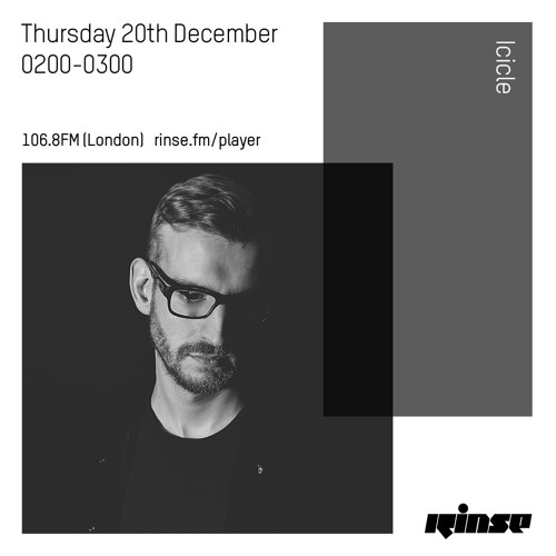 Icicle — Rinse FM (20-12-2018) Drum & Bass Show
