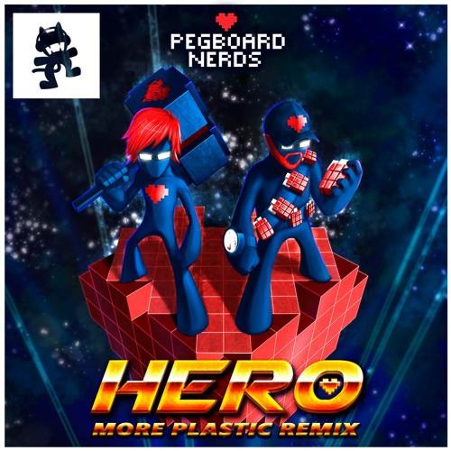 Pegboard Nerds - Hero (feat. Elizaveta) (More Plastic Remix)