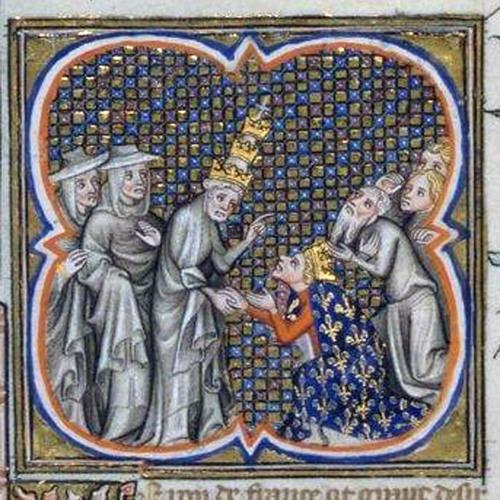Pouvoir des Rois vs. Pouvoir des Papes.