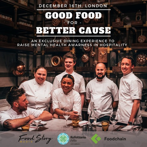 Christmas Special: Part 1 - A Chef Medley- Good Food For A Better Cause