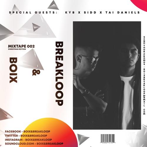 Welcome to the Mixtape's with Boix & Breakloop #002