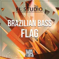 Free Christmas Brazilian Bass FL Studio Template | Flag (+ Sylenth1 & Massive Presets, MIDI)