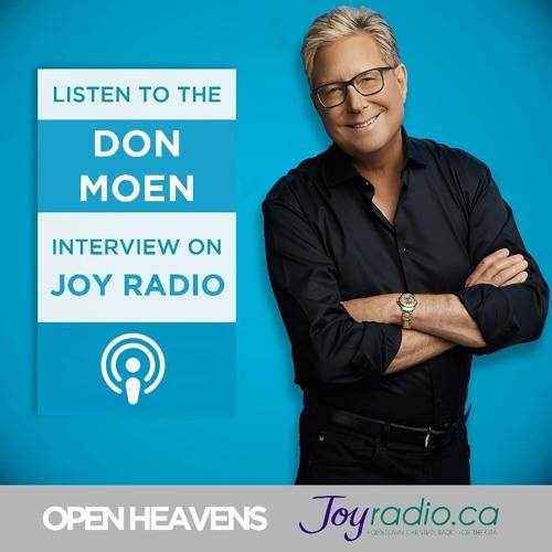 Interview:  Don Moen on Open Heavens 2018