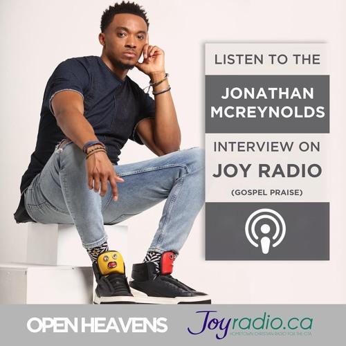 Gospel Praise: Jonathan McReynolds
