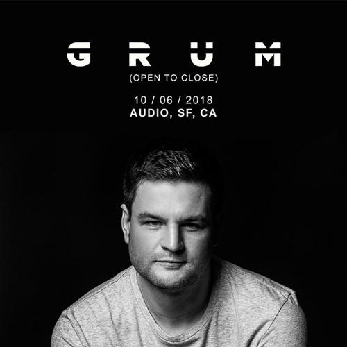 Live at Audio San Francisco 6 - 10 - 2018
