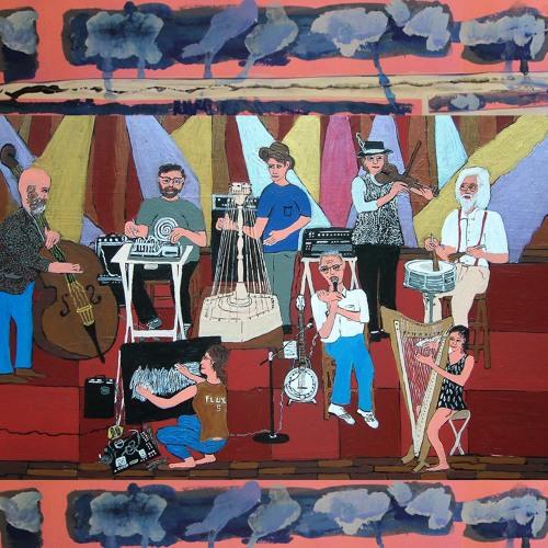 Johnny Coley & The Weirds - Preview Album