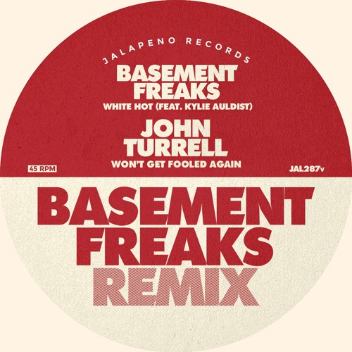 John Turrell - Won't Get Fooled Again (Basement Freaks Remix)