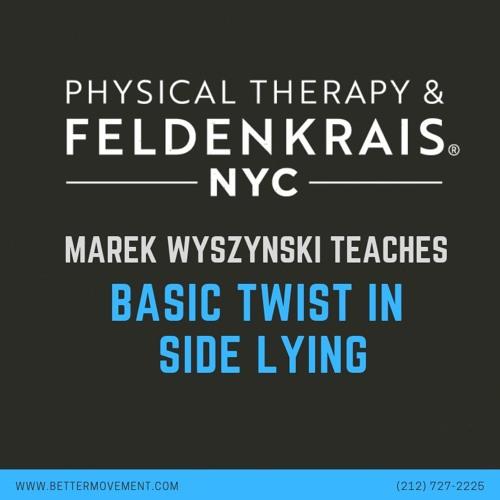 Marek Wyszynski Basic Twist In Side Lying.MP3