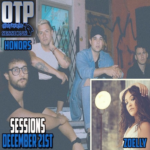 Sessions, Dec 21, 2018 - Guests - Tyler Armes, Zoelly