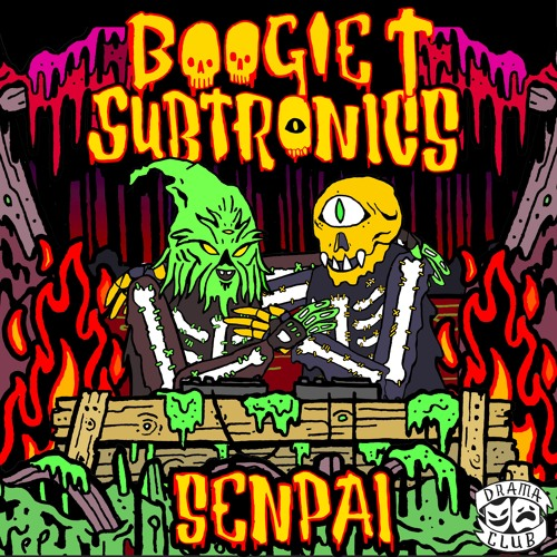 Boogie T - Senpai (EP) 2018