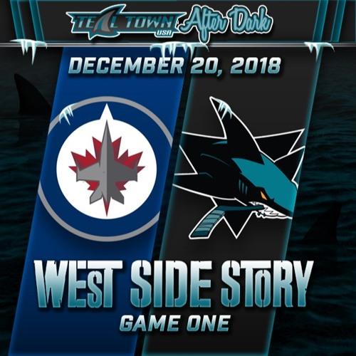 Teal Town USA After Dark (Postgame) - Sharks vs Jets - 12-20-2018