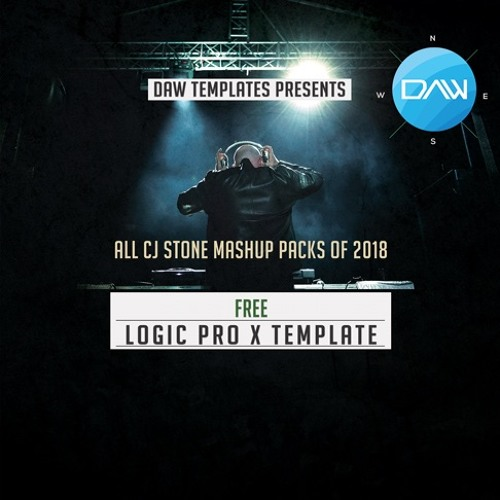 Free Logic Pro X Template From Cj Stone By Logic Pro X