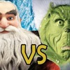 The Grinch Vs. Santa Claus Christmas Special Rap battles