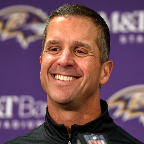 Extending John Harbaugh