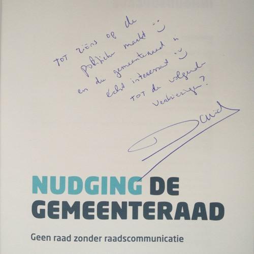 20181220 David Kok Nudging de gemeenteraad