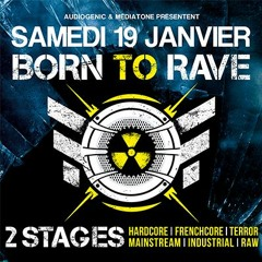 WILDPHASER - Dj Contest Born To Rave 2019 (ROOM HARDCORE/FRENCHCORE)
