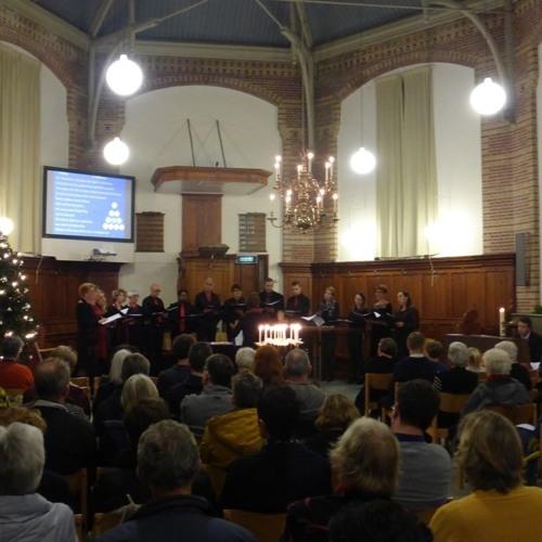 Kerstzang 22 december 2018 Kerk Nieuwland