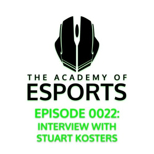 Interview with Stuart Kosters, Staffordshire University