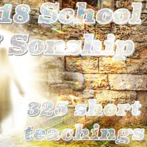 2018 School of Sonship