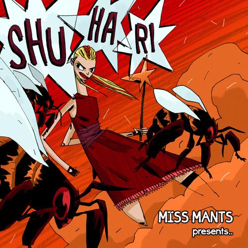 Miss Mants - Hive Inside (Single) 2018