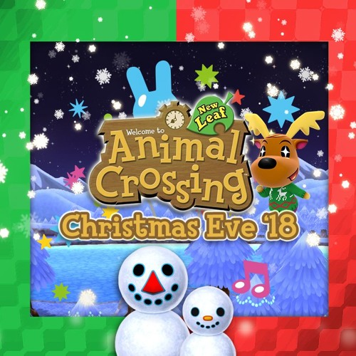 Animal Crossing - Christmas Eve '