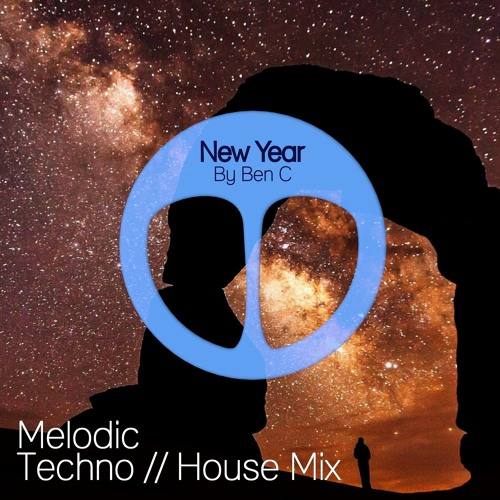 Melodic Techno Mix by Ben C Special New Year 2019 (Solomun