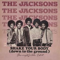 The Jacksons - Shake Your Body (Barry&Gibbs Edit)
