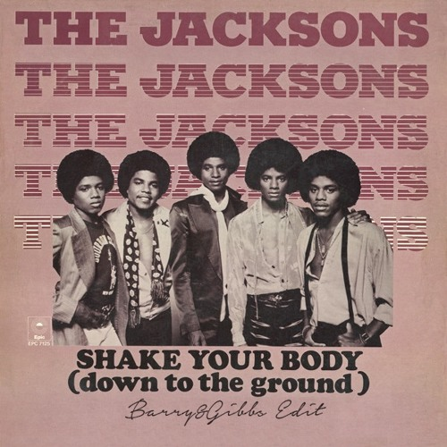 The Jacksons - Shake Your Body (Barry&Gibbs Edit)