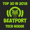 Top 30 Beatport Songs in 2018 / Tech House / [23.12.18]