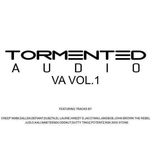 VA - TORMENTED AUDIO VOL. 1 (LP) 2018