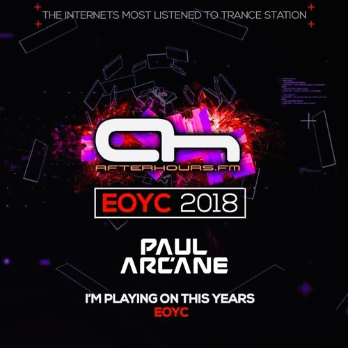 Afterhours.fm End of Year Countdown 2018 [Megamix]