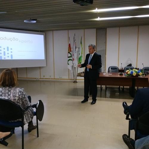 ESPAÇO DA CPSI - Jorge Amaral, Director-Geral da Central Termoeléctrica de Sines