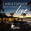 Sunset Deep Ethnic Christopher St Barth 18/12 - LIVE DJ Mix
