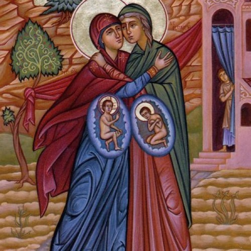 Leaping in the Womb - Luke 1:39-55