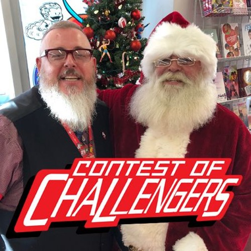 Ho-Ho-Ho-ing Our Way Thru the Season (Contest of Challengers)