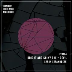 """Free Download 24 hours"" Sarah Strandberg - Bright An Shiny She - Devil (Ayako Mori Remix)"