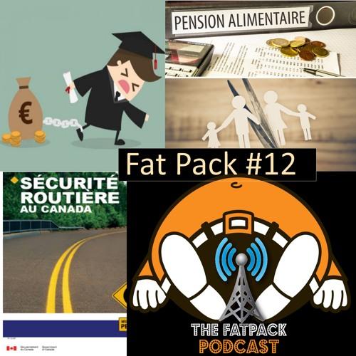 FatPack #12 - Pension Paternité