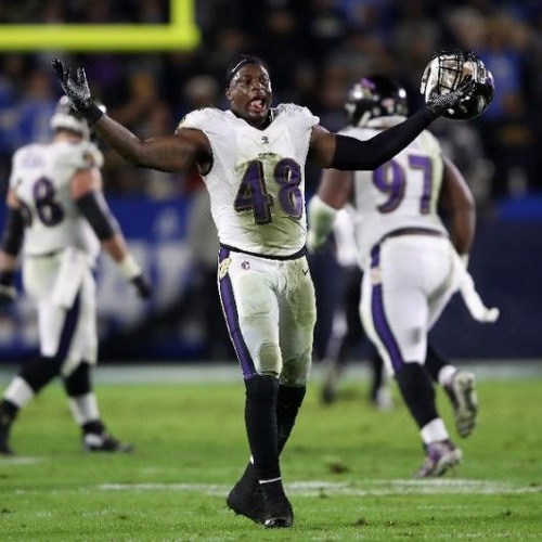 The Ravens Are in First Place in the AFC North