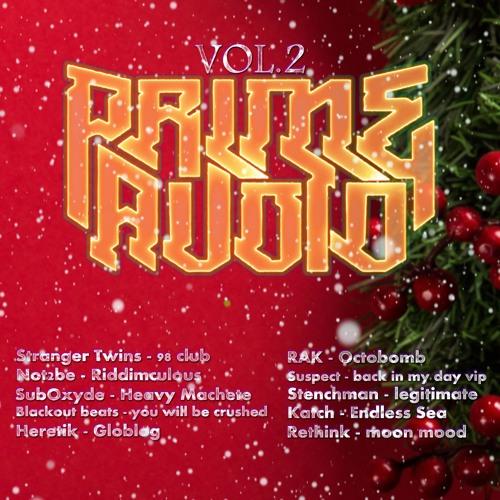 PRIME AUDIO - CHRISTMAS ALBUM VOL. 2 (LP) 2018