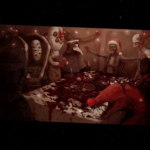 SCP: Containment Breach Unity - Holiday Theme by Corvus B