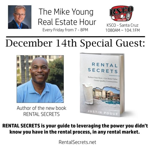 Mike Young Real Estate Hour with Guest Justin Pogue