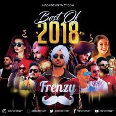 Best Of 2018 - DJ Frenzy