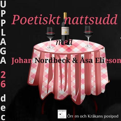 Poetisk nattsudd - örnen och kråkans poesipod avsnitt 9 2018