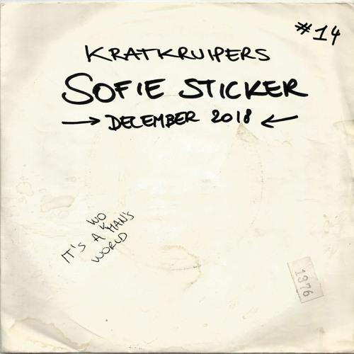 Kratkruipers #14 - Sofie Sticker