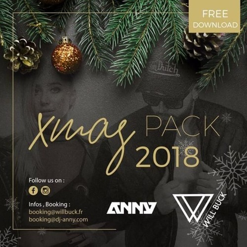 Mashup Xmas Pack by ANNY & WILL BUCK
